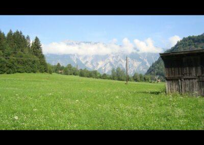 Tirol - Landschaft im Ötztal