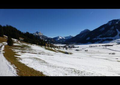 Tirol - Landschaft in den Tannheimer Bergen