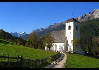 Tirol - Matrei - Bergkirche St. Nikolaus