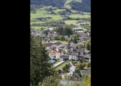 Tirol - Mattrei - Blick von oben