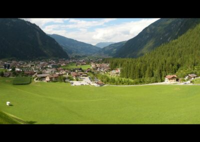 Tirol - Mayrhofen - Panoramablick