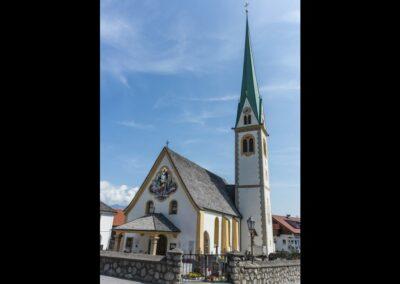 Tirol - Mutters - Kirche St. Nicolaus