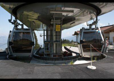 Tirol - Mutters - Station Muttereralm