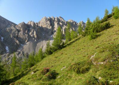 Tirol - Naturlandschaft Lienzer Dolomiten