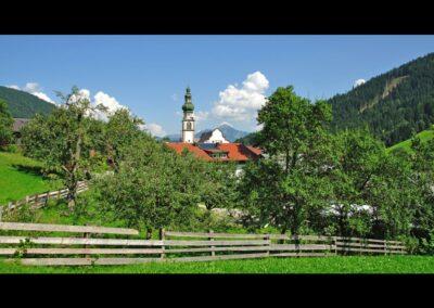 Tirol - Oberau - in der Wildschönau
