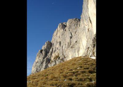 Tirol - Rote Flüh und Hochwiesler Südwand