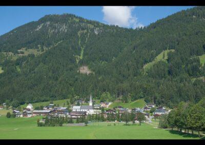 Tirol - Sankt Jakob in Haus - Luftbild