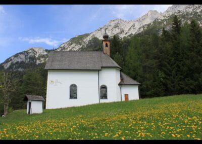 Tirol - Scheffau am Wilden Kaiser - Stadtkapelle zum leidenden Heiland
