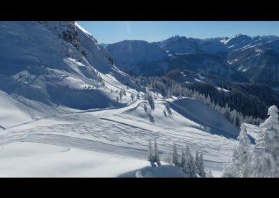 Tirol - Schneelandschaft in Tirol