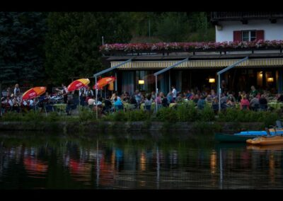Tirol - Seerestaurant am Natterersee
