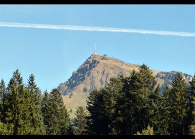 Tirol - Sendemast am Kitzbueheler Horn
