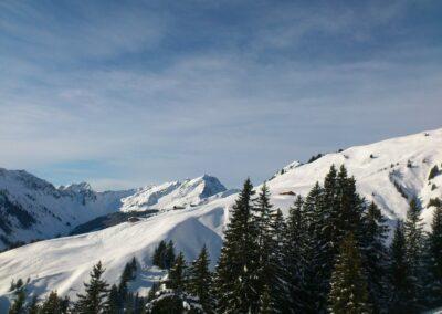 Tirol - Skigebietf Feberbrunn