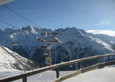Tirol - Sölden Sessellift
