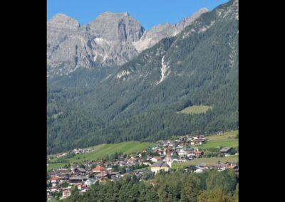 Tirol - Telfes - im Stubaital in Tirol