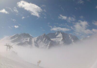 Tirol - Tiefenbach Gletscher im Ötztaler Alpenraum