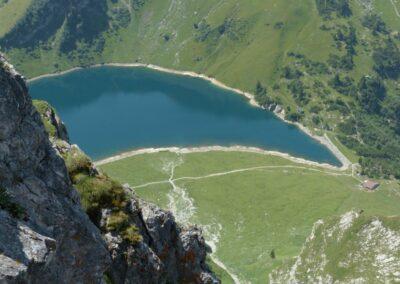 Tirol - Traualpsee im Gemeindegebiet von Tannheim 3