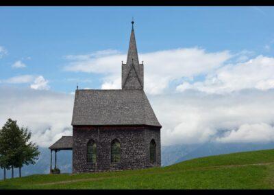 Tirol - Tulfes - Hofkapelle Windegg am Tulferberg