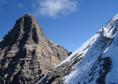 Tirol - Urbeleskarspitze in den Allgäuer Alpen