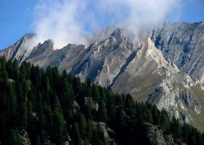 Tirol - Virgental - liegt innerhalb der Venediger Gruppe