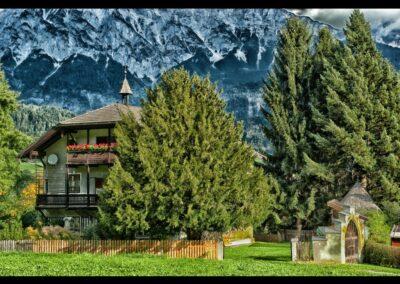Tirol - Volders - Haus in der Gemeinde