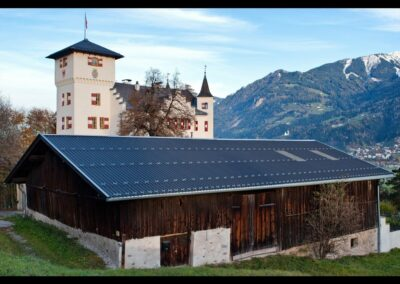 Tirol - Vomp - Schloss Sigmundslust