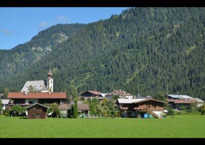 Tirol - Waidring vor der Steinplatte in Tirol