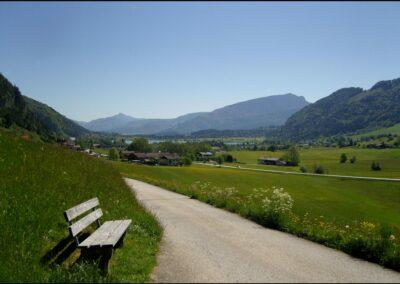 Tirol - Walchsee beim gleichnamigen Ort in Tirol
