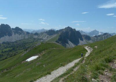 Tirol - Wandern am Saalfelder Höhenweg