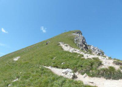 Tirol - Wandern auf die Schochenspitze
