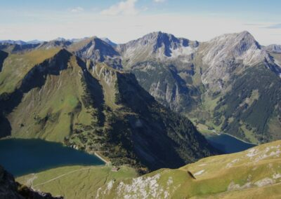 Tirol - Wandern im Tannheimer Tal