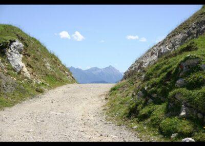 Tirol - Weg zur Gräner Ödenalpe