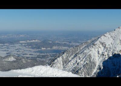 Tirol - Winter in den Tannheimer Berge