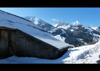 Tirol - Winterlandschaft im Tannheimer Tal