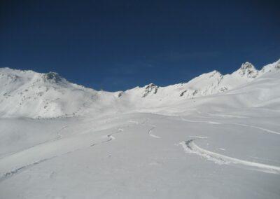 Tirol - Winterlandschaft in Sölden