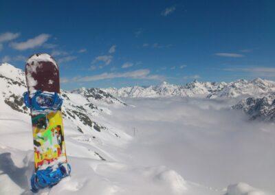 Tirol - Wintersport in Sölden