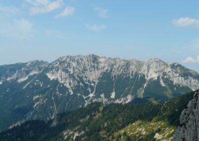 Tirol - Zahmer Kaiser im Kaisergebirge
