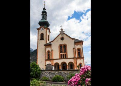 Tirol - Zirl - katholische Pfarrkirche Hl. Kreuz