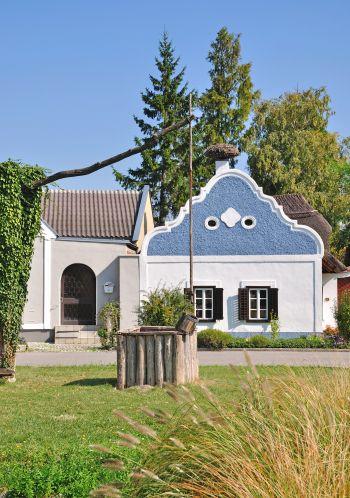 Burgenland - Am Dorfplatz in Apetlon