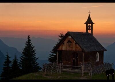 Bild zeigt: Bartholomäberg - Kapelle Hl. Johannes