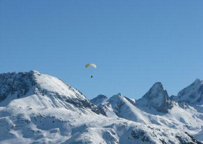 Bild zeigt: Berge rund um Lech am Arlberg