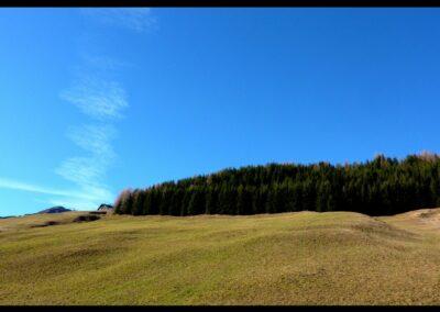 Bild zeigt: Berglandschaft in Vorarlberg