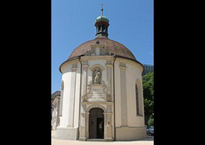 Bild zeigt: Bregenz - Nepomuk Kapelle