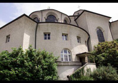 Bild zeigt: Bregenz - Pfarrkirche Maria Hilf