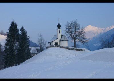 Bild zeigt: Gaschurn - Kapelle Maria Schnee