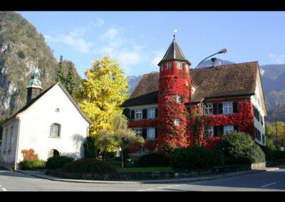Bild zeigt: Hohenems - Rathaus der Stadt