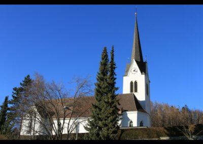 Bild zeigt: Klaus - Pfarrkirche Hl. Agnes