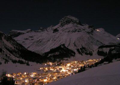Bild zeigt: Lech am Arlberg 2