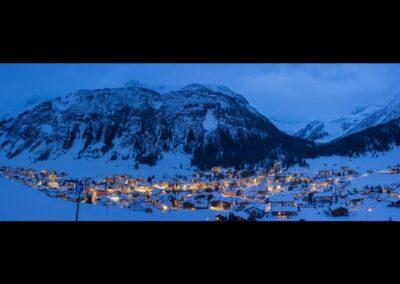 Bild zeigt: Lech am Arlberg