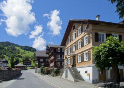 Bild zeigt: Schwarzenberg - Gemeinde im Bezirk Bregenz