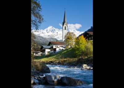 Bild zeigt: Silbertal - Gemeinde in Vorarlberg